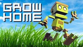 grow home all skins  gameplay walkthrough part 9  native bud