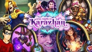 The Opera - One Night in Karazhan! (RUN AWAY LITTLE GIRL)