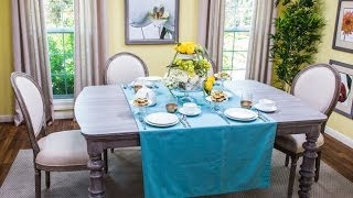 Home & Family - How to Throw an Elegant Tea Party