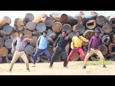 Natpadhigaram - 79   Sollu Sollu Chellamma   Dance Cover - POINT2CREW 