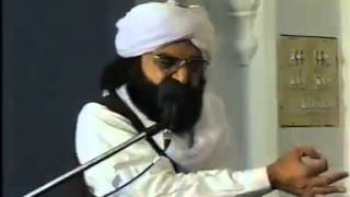 Speech Pir Naseeruddin Naseer Golra Sharif