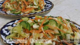 Karom salat oddiy va mazali