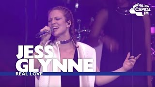 Jess Glynne - 'Real Love' (Live Jingle Bell Ball 2015)
