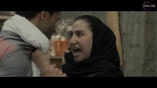 مسلسل الحساب يجمع - خناقة بالأيدي بين حودة و سماح .. خطة شيطانية من الحاج نور