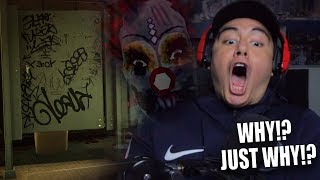 WHY I GOTTA POO IN A HAUNTED SCHOOL BATHROOM?! | Which Stall? (Scary Mobile Game)