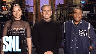 Steve Carell Tests Out His Stand-Up - SNL