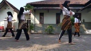 Tari Kreasi Jawa Barat