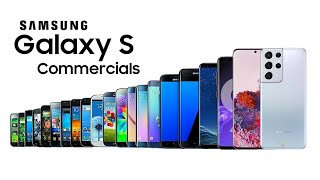 Every Samsung Galaxy S Commercial!