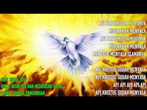 Xxx Mp4 Api Kristus Sudah Menyala Api Pantekosta Ku Punya LAGU PANTEKOSTA LAMA 3gp Sex