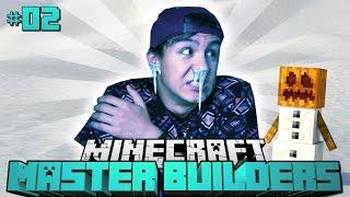 Et.. et.. etwas KALT?! - Minecraft Master Builders #02 [Deutsch/HD]