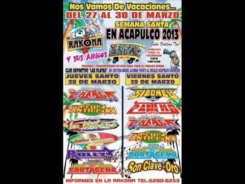 vallan vallende guaracha sonido siboney en acapulco 2013