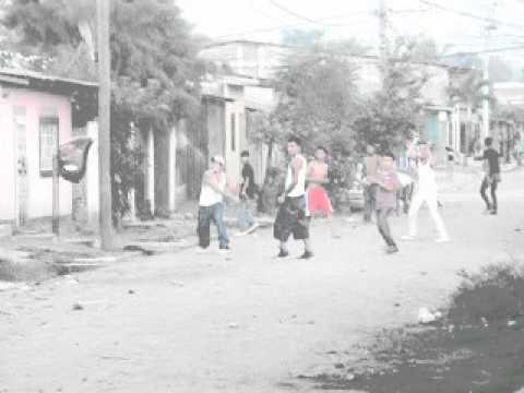 pelea de pandillas esteli 5
