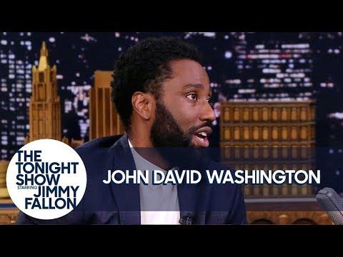 John David Washington's