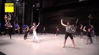 100% CULTUUR: Spartacus Ballet Vlaanderen