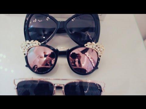 ♔HAUL♔ (Ropa, Gafas & Makeup)