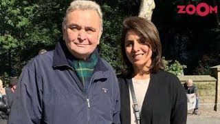 Neetu Kapoor and Rishi Kapoor finally OPEN UP on the toughest challenge of their lives
