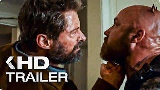 LOGAN Red Band Trailer (2017)