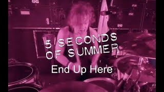 5 Seconds Of Summer - End Up Here (Live At Wembley Arena)