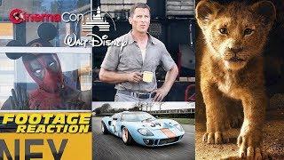 Disney/Fox Merger, The Lion King, Ford V Ferrari & more! (CinemaCon 2019)