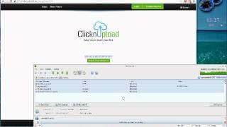 Using JDownloader to download HugeFiles & Click