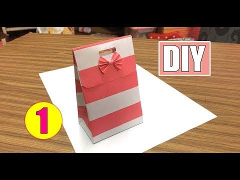 Xxx Mp4 DIY Paper Bag Tutorial 01 3gp Sex