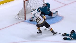 Martin Jones Robs Reilly Smith With Unreal Toe Save