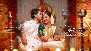 Kerala Hindu Wedding Highlights PARVATHY & Dr NIKHIL by Bespoke Wedding Films.