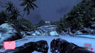 Crysis Walkthrough: Level 1 - Contact [Part 1] HD 5870 Max (1080p)