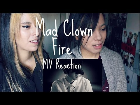 WHO IS SHE?! | Mad Clown Fire (화) MV Reaction