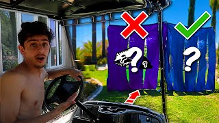 DO NOT Drive Through the Wrong MYSTERY DOOR!! **extreme consequences**
