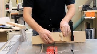 Woodworking Project: Simple Box Joint Jig