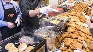 The Best of Sicily Street Food - Stigghiola, Panelle, Pani ca Meusa