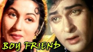 Boy Friend (1961) Hindi Full Movie | Shammi Kapoor Movies | Madhubala Movies | Hindi Classic Movies