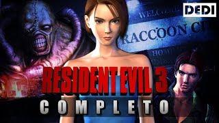 RESIDENT EVIL 3: NEMESIS - Completo PT-BR