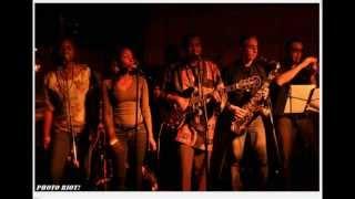FOJEBA- A la queue leu leu (Zouk-Makossa-Jazz)Toronto Radio-Canada/CBC recording studio