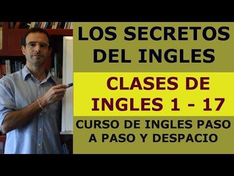 Curso de ingles GRATIS Clases de ingles 1 17