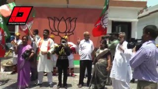 Dynamite News: BJP workers celebrate in full swing after the Election Results