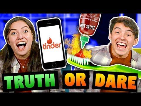 TRUTH OR DARE Prank Calling Reactors