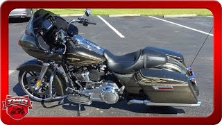 2017 Harley Davidson Road Glide Special Motorcycle Review
