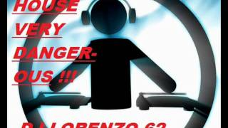 DJ Lorenzo 62 The best house megamix
