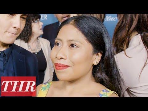 Xxx Mp4 Roma Star Yalitza Aparicio On What S Next For Her Career Women In Entertainment 3gp Sex