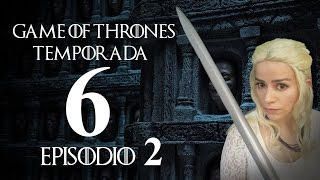 Reseña Game of Thrones S602 HOME