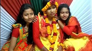 আজ ময়নার গায়ে হলুদ  bangla Biyar Gan 2017/Digital tv//Bangla New Funny Video