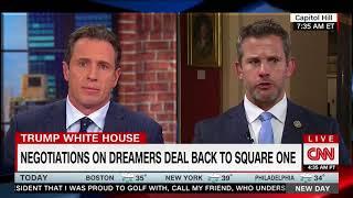 01/17/2018 Rep Kinzinger on CNN