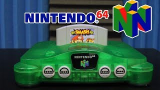 Nintendo 64 (N64) Talk About Games