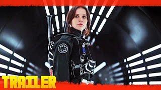 Rogue One: Una Historia de Star Wars (2016) Primer Tráiler Oficial Español