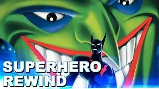 Superhero Rewind: Batman Beyond Return of the Joker Review