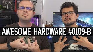 Awesome Hardware #0109-B: $1M Ransomware paid off, No more GTA V mods, Auto Benchmarking