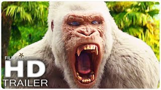 RAMPAGE Trailer 3 (2018)