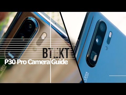 Huawei P30 Pro Full Camera Guide All You Need to Know